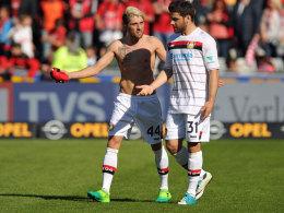 Bleierne Zeit für Leverkusens