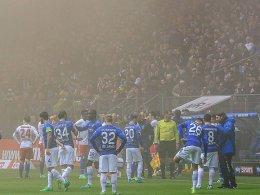 HSV und KSC drohen empfindliche DFB-Strafen