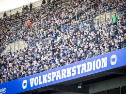HSV verurteilt Pyro-Vorfälle aufs Schärfste