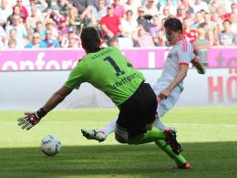 Gomez: Gegen Ulreich trifft er besonders gerne