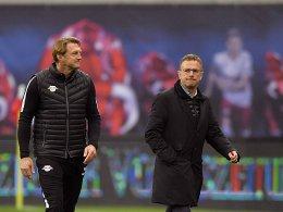 RB Leipzig startet beim Emirates Cup