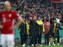 BVB nach historischem Finaleinzug im Glück