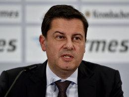 DFL-Boss wettert gegen Ultras: