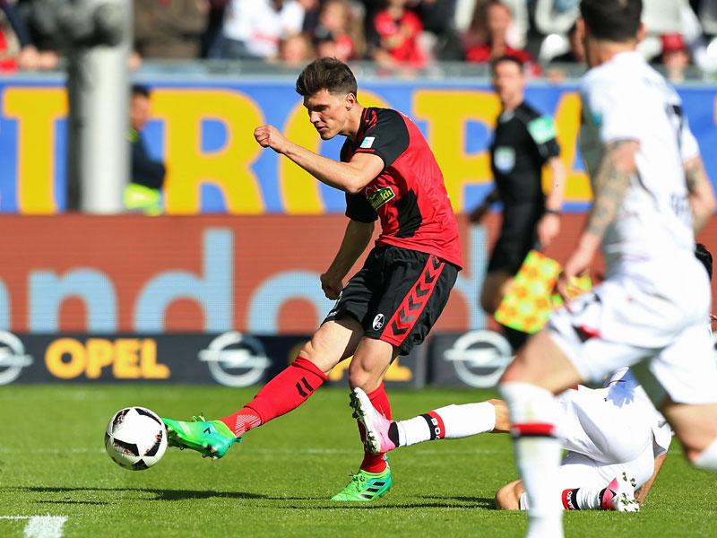 Medien: BVB-Leihgabe Stenzel bleibt in Freiburg