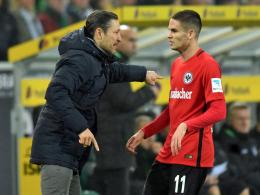 Frankfurts Personalengpässe - Kovac: