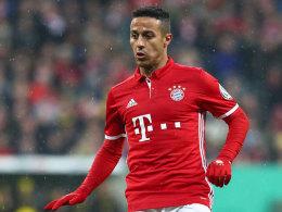 Neuer Vertrag, alte Ziele: FC Bayern bindet Thiago bis 2021