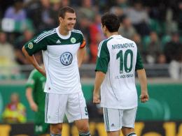 Edin Dzeko kehrt nach Wolfsburg zurück