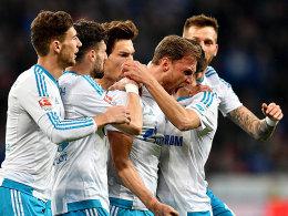 LIVE-Bilder: Schalke furios - Bayer desolat