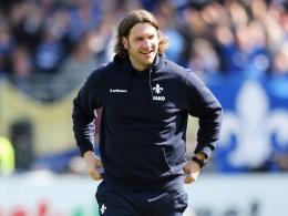 Darmstadts Coach Frings: Stolz, aber realistisch