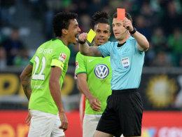 Nach Wutanfall: 15.000 Euro Strafe für Luiz Gustavo