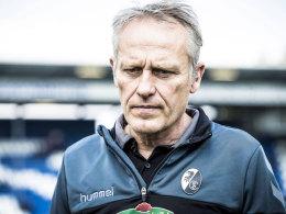 Nach Totalausfall - Streich will Reaktion gegen Schalke