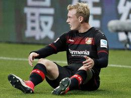 Bayer ohne Brandt ins Matchball-Spiel