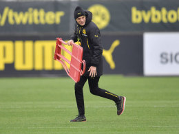 BVB: Durm bricht Training ab