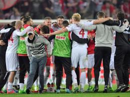 Kölns Coach Stöger:
