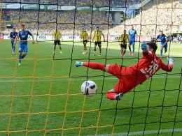 Kramaric: Vom Punkt besser als Lewandowski und Kruse
