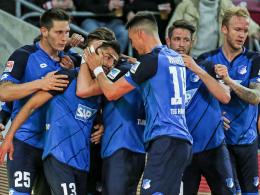 Als Test für Europa: TSG gastiert bei Derby County