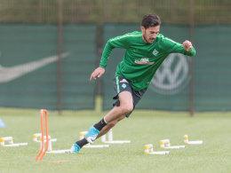 Keine Einigung: Garcia verlässt Werder