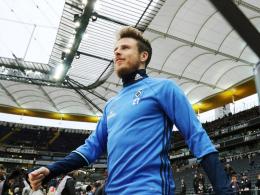Ohne Hunt auf Schalke: Müller als HSV-Hoffnungsträger