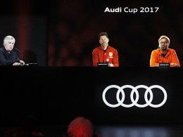 Audi Cup: Mit Atletico und Liverpool