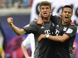 Müller: Große Freude trotz des
