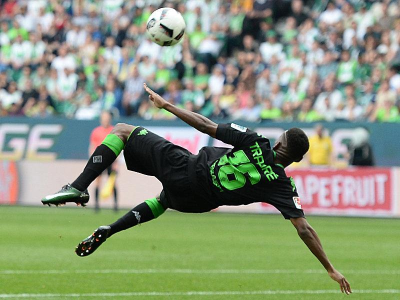 Mönchengladbach verlängert mit Traoré bis 2021