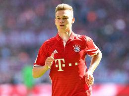 Kimmich fordert klare Perspektive beim FC Bayern ein