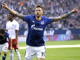 Schalke: Viel Durchschnitt - und Burgstaller