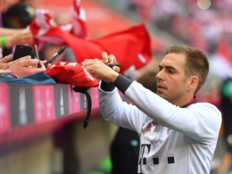 FC Bayern nimmt Lahm in Hall of Fame auf