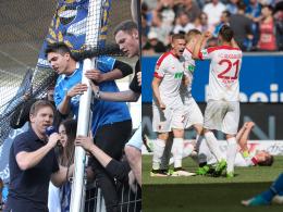 Hoffenheim vermisst Fortunas Kuss - Augsburg gerettet