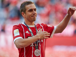 Lahm - Antizipation in Person