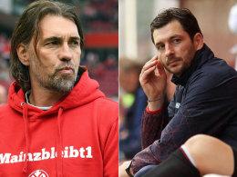 FSV-Coach Schmidt geht - Gute Chancen für Schwarz