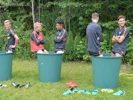 Hertha zieht es wieder nach Bad Saarow