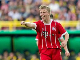 FC Bayern stattet Felix Götze mit Profivertrag aus