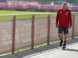 Am 1. Juli fällt beim FC Bayern der Startschuss