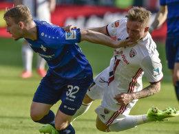 Keiner gewinnt bei Darmstadt mehr Zweikämpfe als Holland