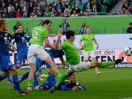 LIVE! Wolfsburg verwaltet - Kumbelas kurzer Auftritt