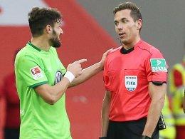 Stieler leitet Relegationsrückspiel in Braunschweig