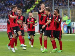 Big Points zuhause: Freiburgs Weg nach Europa