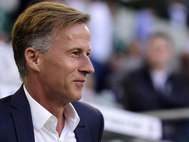 Jonker bleibt wohl Trainer in Wolfsburg