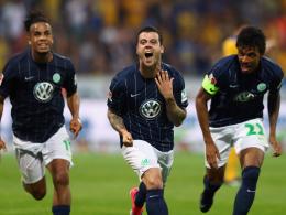 Vieirinha hält Wolfsburg in der Bundesliga