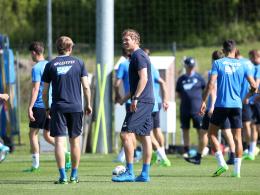TSG Hoffenheim streicht erstes Trainingslager