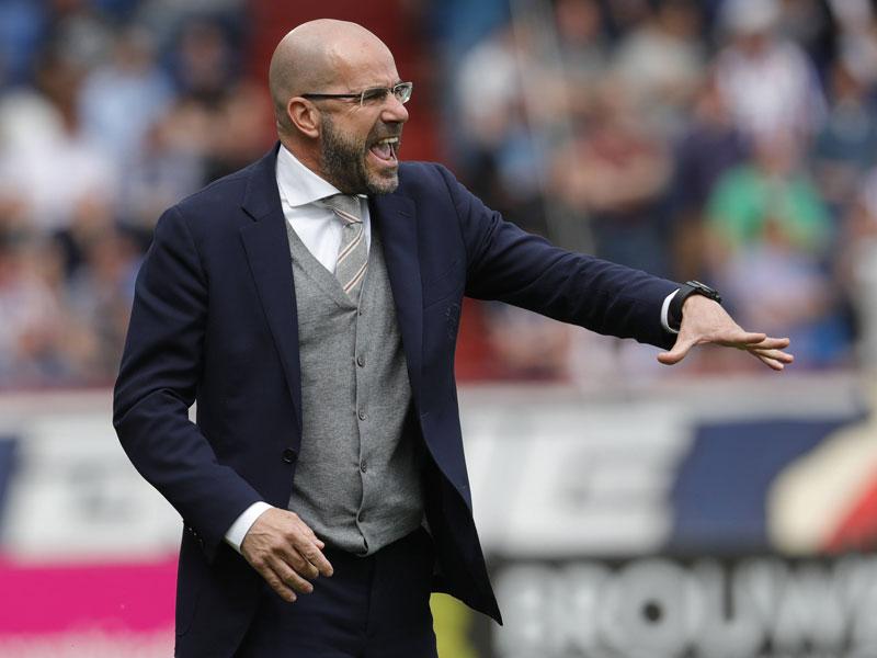 Peter Bosz Ist Neuer Trainer Von Borussia Dortmund Bundesliga Kicker