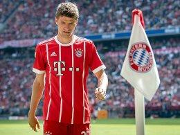 Müller am Daumen operiert - Bayern bangt um Duo