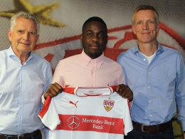 Dortmund verzichtete: VfB holt Mangala