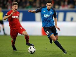 Amiri verlängert in Hoffenheim bis 2020