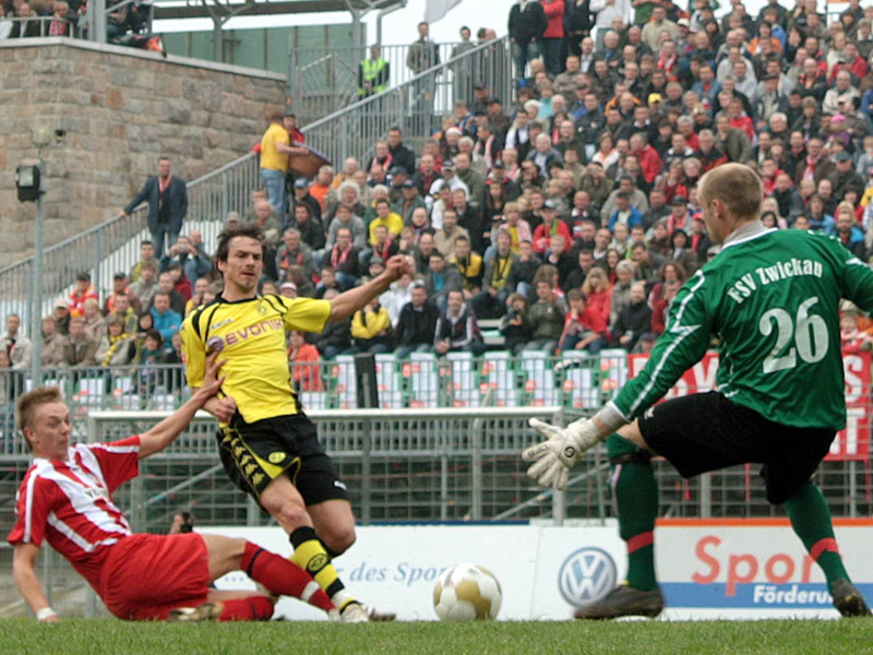 Dortmund hilft Partnerstadt: BVB kommt nach Zwickau