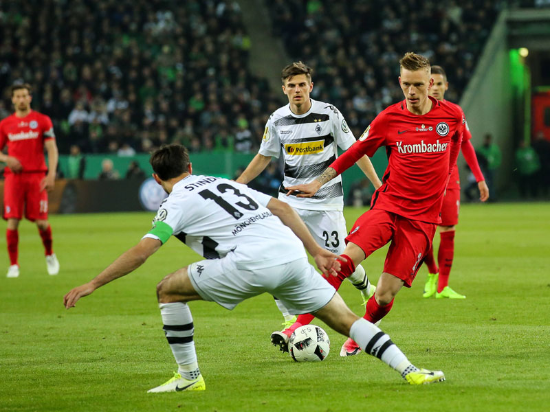 Eintracht Frankfurt verlängert Ausleihe von Marius Wolf