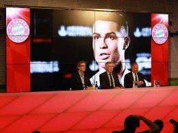 FC Bayern nimmt Stellung zu Ronaldo-Spekulationen