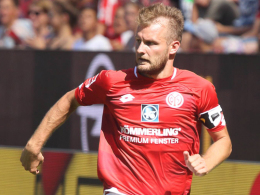 Brosinski bleibt bis 2020 Mainzer
