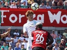 Osako will Werder populär machen und erklärt seine Kopfballtore